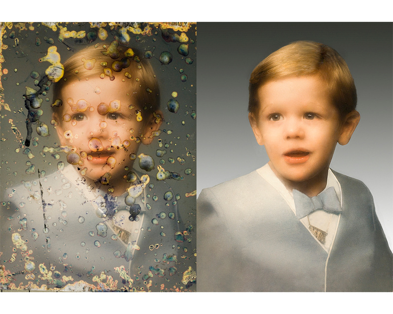 Restore damaged photos free